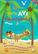 Het grote AVI vakantieboek - AVI-M3