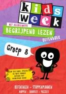 Kidsweek Het allerleukste begrijpend lezen oefenboek - Kidsweek in de klas groep 8