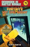 Fortnite - Het spel begint