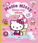 Het reuze roze stickerboek