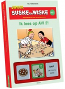 Junior Suske en Wiske Ik lees op  AVI 2