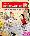 Junior Suske en Wiske Een mummie in de stad