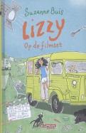 Lizzy op de filmset (nieuwe omslag)