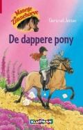 Manege de Zonnehoeve. De dappere pony