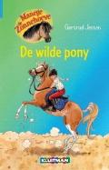 Manege de Zonnehoeve. De wilde pony