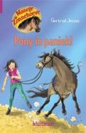 Manege de Zonnehoeve Pony in paniek
