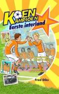 Koen Kampioen. Eerste interland
