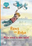 Leren lezen met Kluitman Rens en Robo Mijn hond is een held!