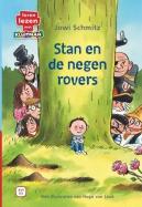 Leren lezen met Kluitman Stan en de negen rovers