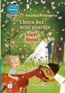 Choco het minipaardje viert feest