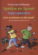 Spekkie en Sproet Super speurders