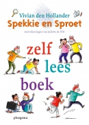Spekkie en Sproet zelf lees boek