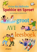 Spekkie en Sproet groot AVI leesboek