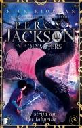 De strijd om het labyrint Percy Jackson en de Olympiërs 4