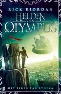 Het teken van Athena - Helden Olympus deel 3
