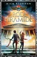 De rode piramide - De avonturen van de familie Kane deel 1