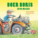 Boer Boris en de maaier + verjaardagskalender