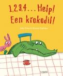 1, 2, 3, 4... Help, een krokodil!