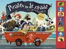 Piraten in de straat - geluidenboek