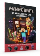 De Nether & de End Stickerboek