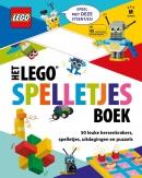 Het LEGO Spelletjes boek