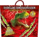 Dodelijke dinosaurussen  stickerboek