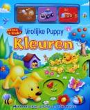 De vrolijke puppy - Kleuren