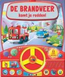 De brandweer komt je redden (mega geluidsboek)
