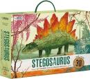 Stegosaurus - Boek en 3D model