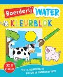 Waterkleurblok Boerderij