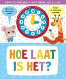 Klokboek-Hoe laat is het?