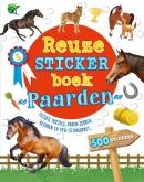 Reuzestickerboek Paarden