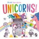 Uh-oh! Daar zijn de... unicorns! - prentenboek padded