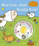 Kartonboek met cd- Boe boe, doet Kaatje koe! 1-3 jaar