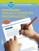 Tijd voor Huiswerk Oefenblaadjes- vraagstukken 10-11 jaar