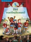 Tijd voor een boek; Het voetbaltoneel AVI: 4 / AVI nieuw: E4