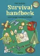 Het leukste survival handboek voor jonge outdoorhelden
