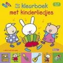 Lange Oortjes - Mijn leuk kleurboek met kinderliedjes 2-4 jaar