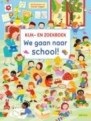 We gaan naar school! Kijk- en zoekboek