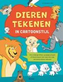 Dieren tekenen in cartoonstijl