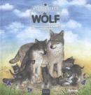 Wilde dieren in de natuur De wolf