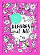 Kleuren met Jill; 30 kleurkaarten om te versturen