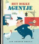 Het dikke agentje regelt het verkeer en gaat midden in de nacht op dievenjacht. het dikke agentje is een nooit eerder in het Nederlands vertaald Gouden Boekje uit 1950.