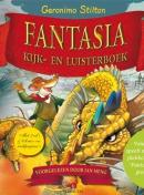 Fantasia, Boek 64 pag.+ 3 CD's