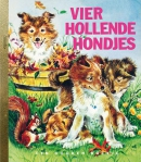 Vier hollende hondjes, Gouden Boekje