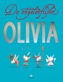 De ongelooflijke Olivia, bundel met Olivia en de verdwenen knuffel, olivia begint een band en olivia en de sprookjesprinsessen.