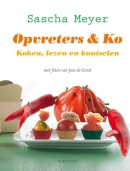 Opvreters & Ko, koken, lezen en knutselen en lekker opeten