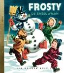 Frosty de sneeuwman, Gouden Boekjes