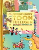 Het Gouden Boek van Toon Tellegen, met illustraties van Jan Jutte, Gerda Dendooven, Arjan Boeve en Waldemar Post. Wie heeft er nou een opa die een boek over je schrijft... Dat moet toch de leukste opa van Nederland zijn!