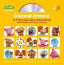Duizend dromen - Sesamstraat, boek met CD